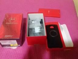 Moto z3 stereo speaker edition novo na caixa