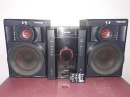 Mini system toshiba 300 wats
