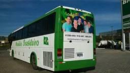 Ônibus pronto para Banda - 1992