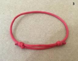 Pulseira Bracelete Kabbalah Vermelha