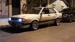 VW Voyage GL 1.9 Turbo - 1991