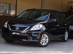 Nissan Versa 1.6 16v sv - 2013