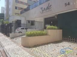Apartamento com 1 dormitório para alugar, 43 m² por r$ 1.100,00/mês - pituba - salvador/ba