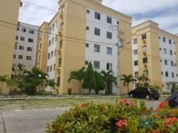 Apartamento com 1 dormitório à venda, 45 m² por R$ 110.000,00 - Caji - Lauro de Freitas/BA