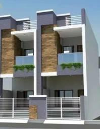 F-SO0450 Sobrado com 3 dormitórios à venda, 113 m² por R$ 335.000 - Caiuá