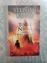 Livro Stephen King -A Torre Negra VII- Novo Lacrado