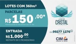 Exclusivo só aqui Lotes Parcelados mensais 150 reais - Sítio a Venda no bairro R...