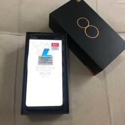 """Xiaomi Mi 8 Pro 6.21"""" 8GB Dual Camera 128GB Dual Chip Transparent Titanium"""