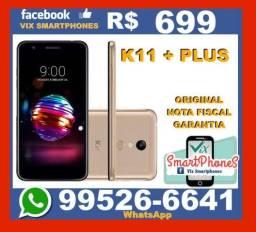 Promoção LG K11 + Plus 32GB 3gb_ram caixa lacrada nota garantia 1_ano 853bwsb
