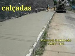 Concreto Bombeado para Calçadas 99307-7423