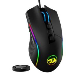 Título do anúncio: Mouse Gamer Redragon Lonewolf 2 - 32000 DPI