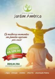 Lançamento do loteamento Jardim América
