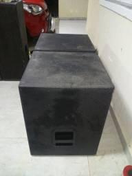 Caixa sub T 18