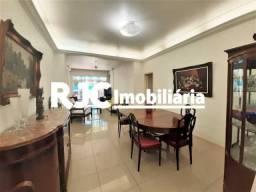 Apartamento à venda com 3 dormitórios em Laranjeiras, Rio de janeiro cod:MBAP33248