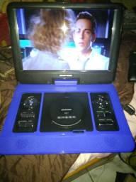DVD portátil Aguia Power Usado em ótimo estado