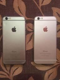 IPhone 6s, Obs: Carcaça frente e verso pra vender impecável!