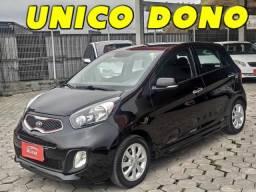 Kia Picanto EX4 1.0 2015 AUTOMATICO UNICO DONO APENAS 46.000KM