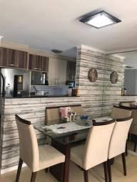 Apartamento no Pinheirinho - Semi Mobiliado - Três Quartos - A207