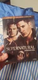 Sétima temporada original sobrenatural  dublada e legendada