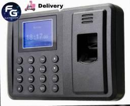 Relogio De Ponto Biométrico Impressao Digital + frete grátis(consulte região)