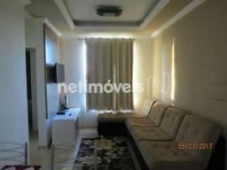Apartamento à venda com 2 dormitórios em Parque das indústrias, Betim cod:787513