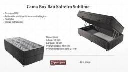 Cama box baú solteiro sublime II