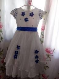 Desapego de vestido de Festa Infantil