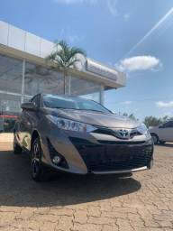 Toyota Yaris 1.5 XS Connect CVT 2020/2021