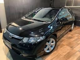 Civic LXS 1.8 A/T Única dona com apenas 101mil km