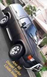 D20 veraneio ano 90  Turbo Diesel - 1990