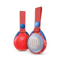 Caixa De Som Jbl Jr Pop Portátil Para Crianças Bluetooth