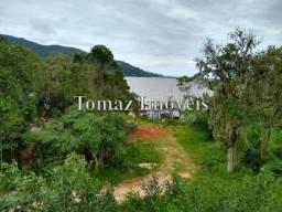 Terreno de 2.180 m², com vista para lagoa em Imaruí SC