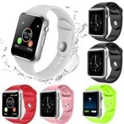 Relógio Smart com frequência cardíaca e outras funções+ enviamos por motoboy