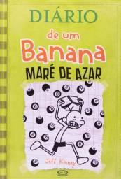 Diário de um Banana: Maré de Azar - Jeff Kinney