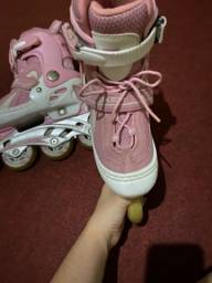 Patins oxer(rosa)