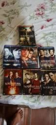 Box das 7 seres temporadas de sobrenatural  dublado e legendados
