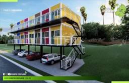 Condomínios em Containers ou Modulares