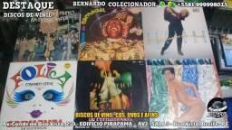 Discos de Vinil, CDs e DVDs. Generos Diversos