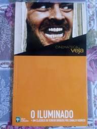 DVD livro O iluminado