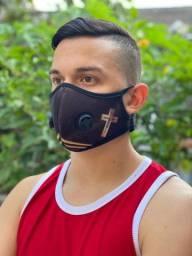 Máscaras de proteção Com válvulas de exalação, 7.50 acima de 50 unidade