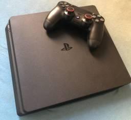 Playstation 4 Slim 1Tb - Semi Novo