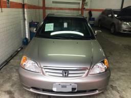 Honda Civic LX 1.7 ano 2003 único dono...