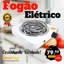 Fogão Elétrico 1000W 110V/220V