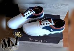 Sapatênis Polo