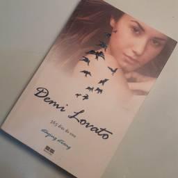 Livro Demi Lovato: 365 Dias do Ano