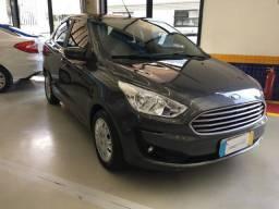 .Ford-2019 KÁ 1.5 Sedam *Plus* 12V -Flex-(Automático)-Único Dono!Com Garantia Fábrica!!!