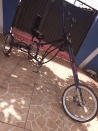 Bike triciclo personalizado