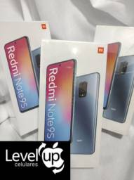 Recomendado! Redmi note 9s 128 da Xiaomi.. novo LACRADO com Garantia e Entrega hj