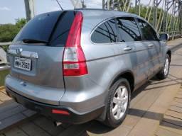 Honda Cr-v EXL teto+couro+automática