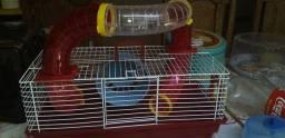 Gaiola para roedores ou hamister